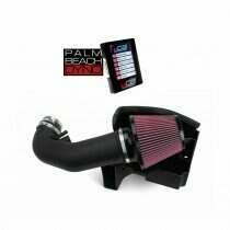 Lethal Performance Intake and Tune Power Pack - JLT Intake, Palm Beach Dyno uCal with Tune (2011-2014 Shelby GT500)