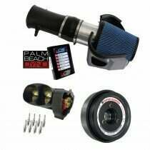 Lethal Performance Intake, TB, Lower Pulley, and Plugs Power Package - PMAS, ATI, NGK, Palm Beach Dyno uCal with Tune (2011-2014 Shelby GT500)