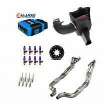 Lethal Performance Stage 3 Power Pack - Intake, Injectors, Pulley, Spark Plugs, Headers, and HPT RTD Tuner & Lund Tune (2020-2021 Shelby GT500)