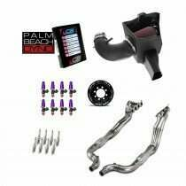 Lethal Performance Stage 3 Power Pack - Intake, Injectors, Pulley, Spark Plugs, Headers, and Palm Beach Dyno uCal with Remote Tune (2020-2021 Shelby GT500)