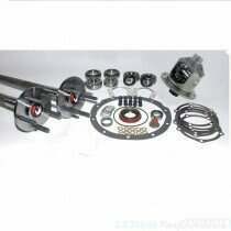 Lethal Performance S197 Axle & Differential Upgrade Kit with Eaton True-Trac 31 Spline Differential (2005-2014 Mustang GT / Boss 302 / Shelby GT500)