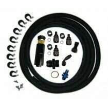 Lethal Performance 99-04 Mustang Stock Hat Fuel Line Upgrade Kit (PTFE Hose)