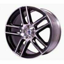"Ford Performance Mustang Boss 302S 19x10"" Rear Wheel (Black w/ Machined Face)"