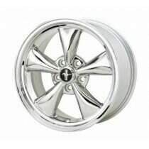 Ford Performance Mustang 17x8 Wheel (Chrome)