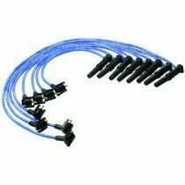 Ford Performance 96-98 Cobra 9mm Spark Plug Wire Set (Blue)