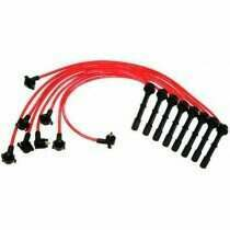 Ford Performance 96-98 Cobra 9mm Spark Plug Wire Set (Red)