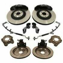"Ford Performance 05-2014 Mustang 6 Piston Caliper 15"" Rotor Brake Upgrade Kit"