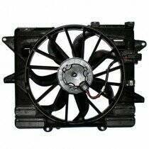 Ford 2013-2014 Shelby GT500 Cooling Fan Assembly