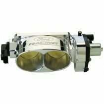 Ford Performance 65mm Cobra Jet Dual Blade Billet Throttle Body