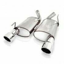 Stainless Works 2010 Mustang GT Big Core Muffler Kit