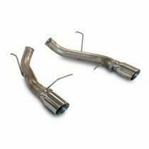 SLP 2011-2014 Mustang GT / Boss / GT500 Loud Mouth Axleback Exhaust System (Excludes 2013-2014 GT500)