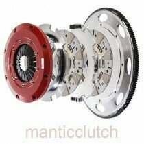 Mantic Street Twin Disc Clutch Kit w/ Heavy Flywheel 9000 Series (C6 Corevette) M921202H