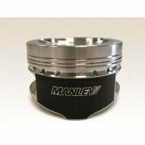 "Manley 5.0L Coyote -12cc Dish / 9.0:1 Platinum Series Pistons (3.640"" Bore)"