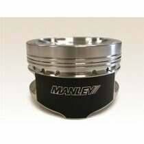 "Manley 598400C-8 5.0L Coyote -2.5cc Flat Top / 10.0:1 Platinum Series Pistons (3.630"" Bore)"