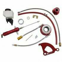 McLeod Clutch Conversion Kit Hydraulic With Slave Cylinder 1996-2004 (Internal Slave)