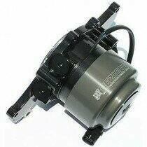 Meziere 94-95 Mustang 5.0L 55GPM Street Electric Water Pump - With Idler (Black)