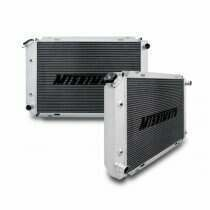 Mishimoto 79-93 Mustang 5.0L High Performance Aluminum Radiator (Automatic Transmission)