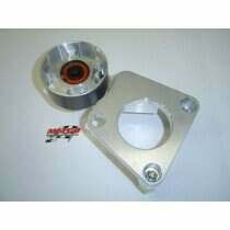 Metco Motorsports 99-04 Lightning/Harley Davidson 100mm Auxiliary Idler Kit (For Smaller S/C Pulley)