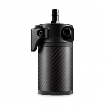 Mishimoto Carbon Fiber Baffled Oil Catch Can (Universal)