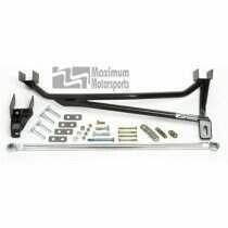 Maximum Motorsports 79-98 Mustang Panhard Bar (Polished Finish Panhard Bar)