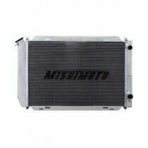 Mishimoto 79-93 Mustang 5.0L Dual Pass Aluminum Radiator