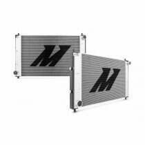 Mishimoto Aluminum Radiator with Stabilizer System (Automatic Transmission ONLY) (1997-2004 Mustang GT, 2003-2004 Mach-1) - MMRAD-MUS-97BA
