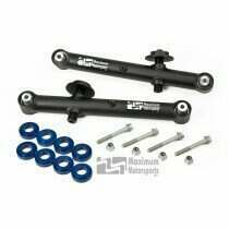 Maximum Motorsports 79-98 Mustang Drag Race Adjustable Rear Lower Control Arms