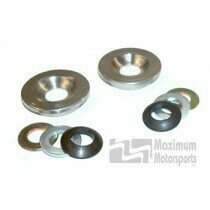 Maximum Motorsports 86-04 Mustang Steering Rack Bushing Upgrade Kit for Stock K Member - MMST-7.1