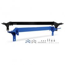 Mishimoto MMUS-F2D-08BL 2008–2010 FORD 6.4L POWERSTROKE UPPER SUPPORT BAR (Blue)