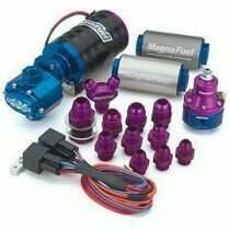 MagnaFuel Fuel-injection with Swivel Pump Head Kit - 1,000+ HP