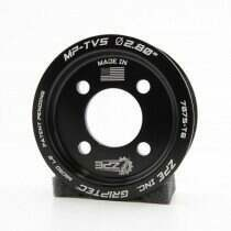 Griptec 8 Rib Supercharger Pulley for Edelbrock TVS Superchargers