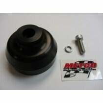 "Metco Motorsports Shelby GT500 2.60"" Supercharger Pulley Cover"