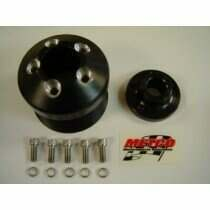 "Metco Motorsports Shelby GT500 Supercharger Pulley (3.00"")"