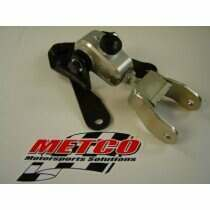 Metco Motorsports Mustang Upper Control Arm and Mount Combo