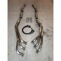 Stainless Works 05-2010 Mustang V6 Long Tube Headers w/ High Flow Cats (Bolts to S.W. Exhaust)