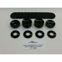 Full Tilt Boogie Racing Front Differential Support (99-04 Mustang Cobra)