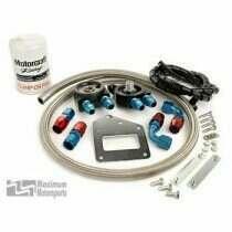 Maximum Motorsports 03-04 Cobra Oil Filter Relocation kit - OC-7