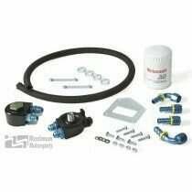 Maximum Motorsports 99-04 Mustang Oil Filter Relocation Kit (Standard Duty) - OC-8
