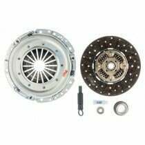 """Exedy 07802 Stage 1 Mach 500 Organic Clutch Kit (96-04 MUSTANG V8)  (1996-2004 Mustang V8 / For use with 11"""" Flywheel - 10 Spline Disc)"""
