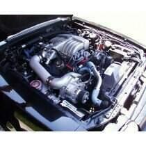 Paxton 1986-1993 Mustang 5.0L NOVI-2000 Tuner System - High Boost (Satin)