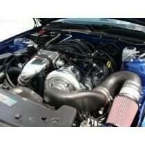 Paxton 05-06 Mustang GT Novi 1200SL Complete Kit (Polished)