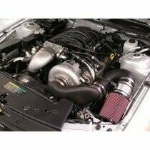 Paxton 05-06 Mustang GT Novi 1200SL Complete Kit (Satin)