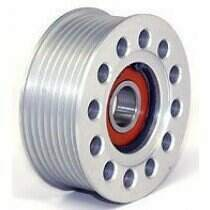 Thump Racing 76mm Billet Aluminum Grooved Pulley