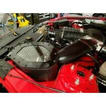 PMAS N-PD13-2 Cold Air Intake for Roush / VMP / TVS Supercharged Cars - No Tune Required (2015-2017 5.0L Mustang GT)