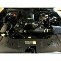 PMAS N-CJ13 Velocity Air Intake System for Cobra Jet Intake Manifold (2015-2020 5.0L Mustang GT)