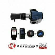 Lethal Performance 2007-2009 Shelby GT500 Custom Tuned Power Pack with PMAS Cold Air Intake