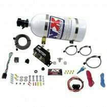 Nitrous Express Proton Fly By Wire Nitrous System with 12 lb Composite Bottle