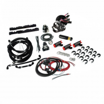 Lethal Performance 99-04 SN95 Triple Pump Return Style Fuel System (Cobra / GT / Mach-1) 1,600 - 2,000+ hp