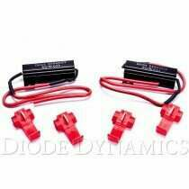 Diode Dynamics 6 ohm 50W LED Resistor Kit