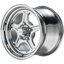 "Billet Specialties Street Lite 15x10""  F-Body / S197 7.50"" Backspacing (Polished)"